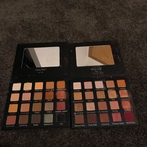 Violet Voss Holy Grail and Laura Lee palettes